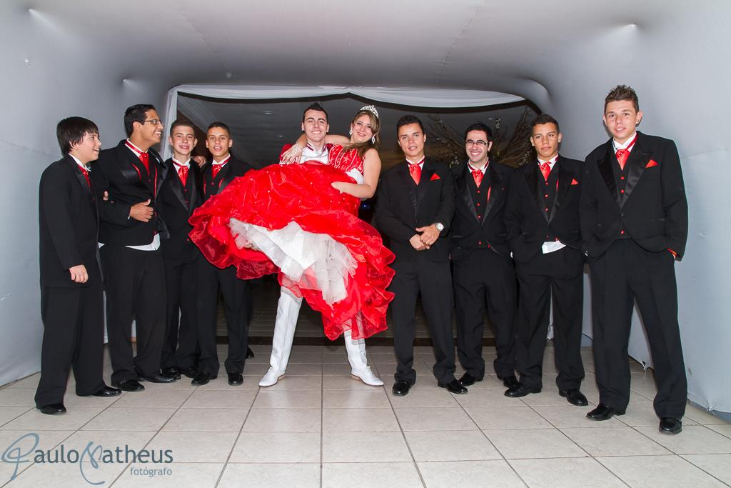festa de debutante registrada por fotógrafo profissional