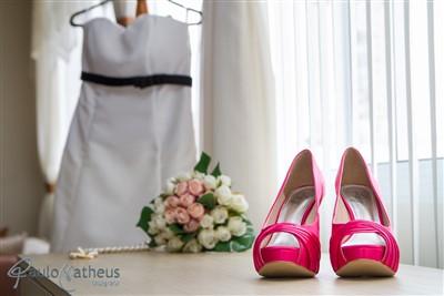 Making of fotografia de casamento