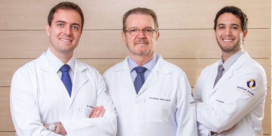 retrato corporativo empresa familiar clinica médica