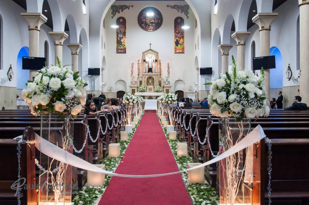 Fotografo de casamento no abc Paróquia São Vicente de Paulo