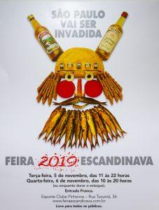 Feira Escandinava 2019 em São Paulo