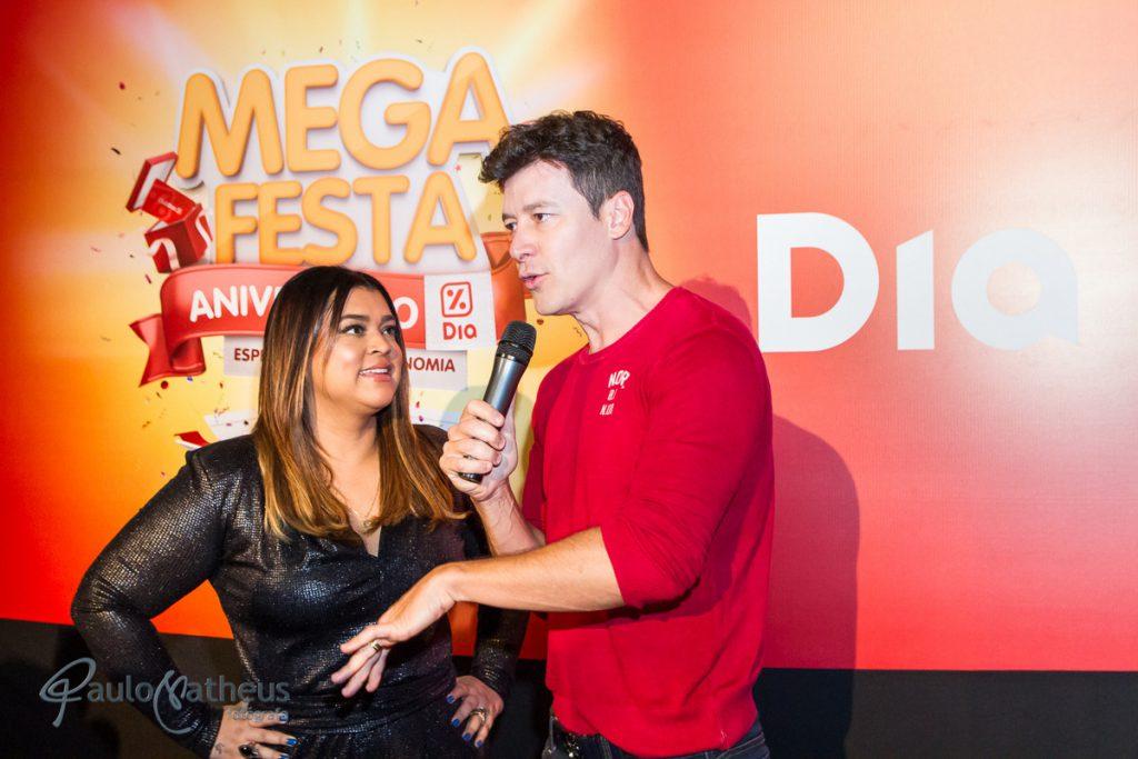 Fotógrafo de Empresa Paulo Matheus fotografou entrevista de Preta Gil e Rodrigo Faro