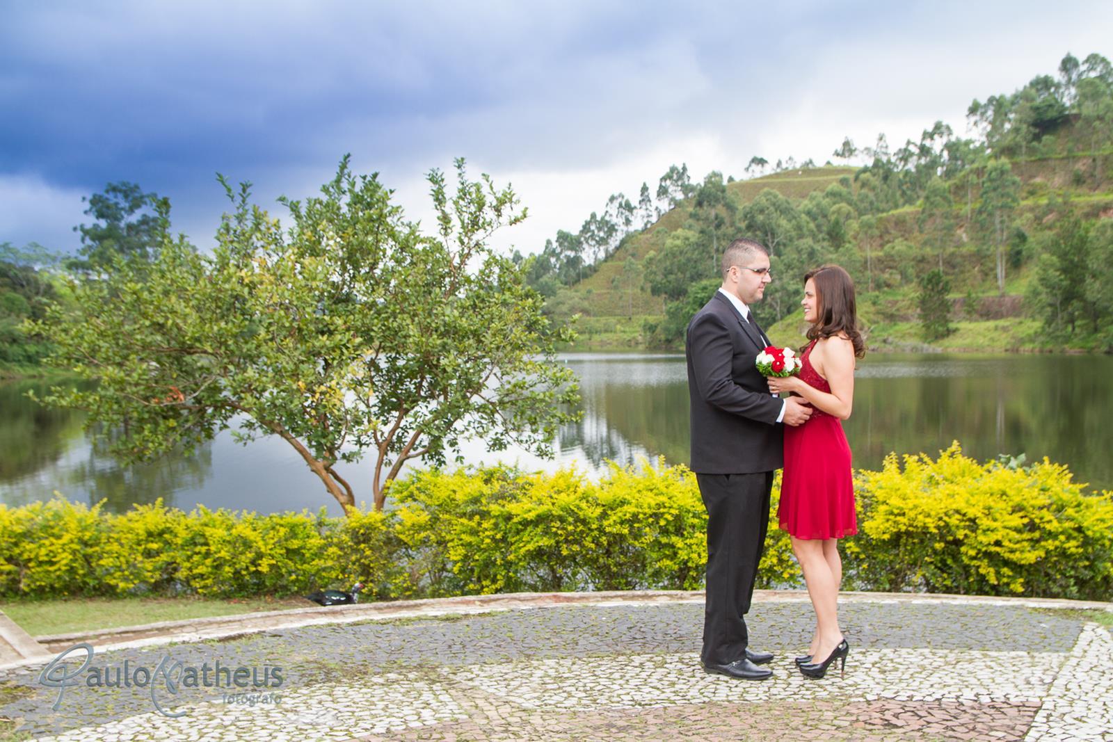 Ensaio fotográfico de casal