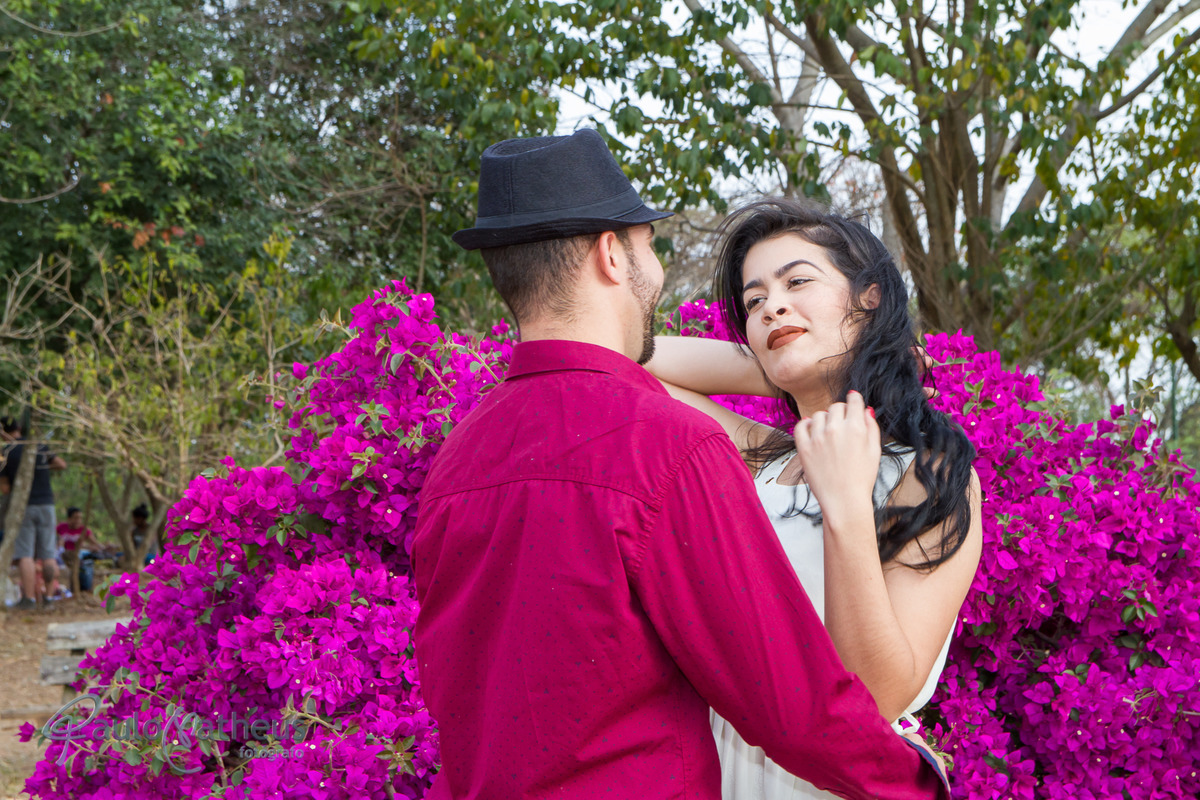 ensaio de casal no parque Villa Lobos