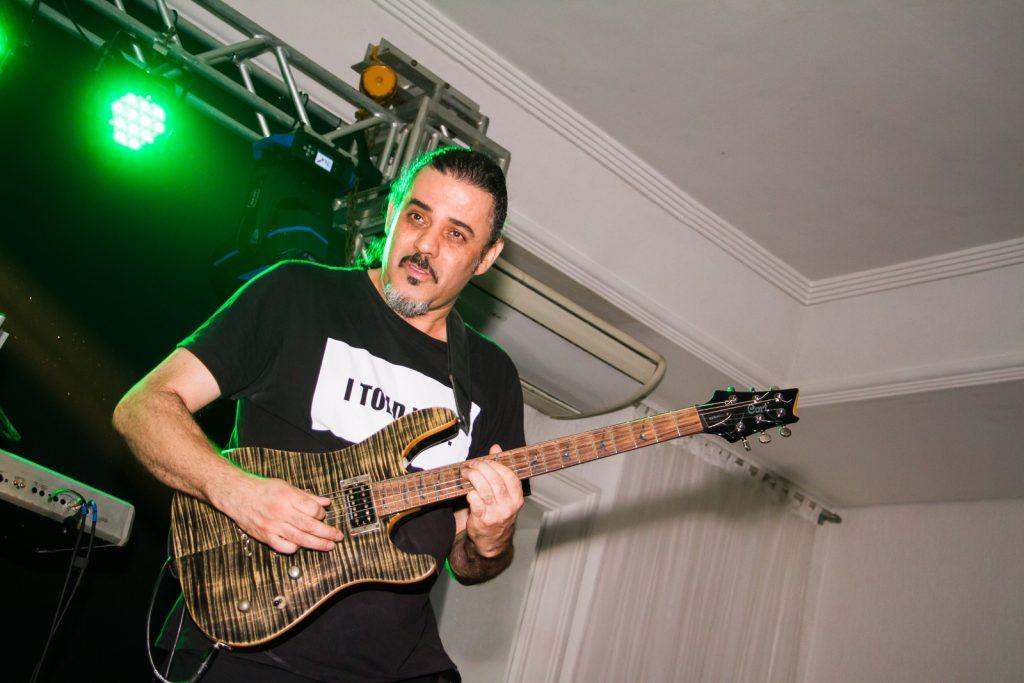 Festa de confraternização com banda volpe por Paulo Matheus Fotógrafo