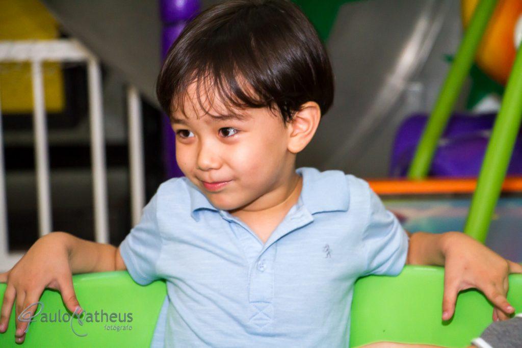 aniversário infantil no abc Davi