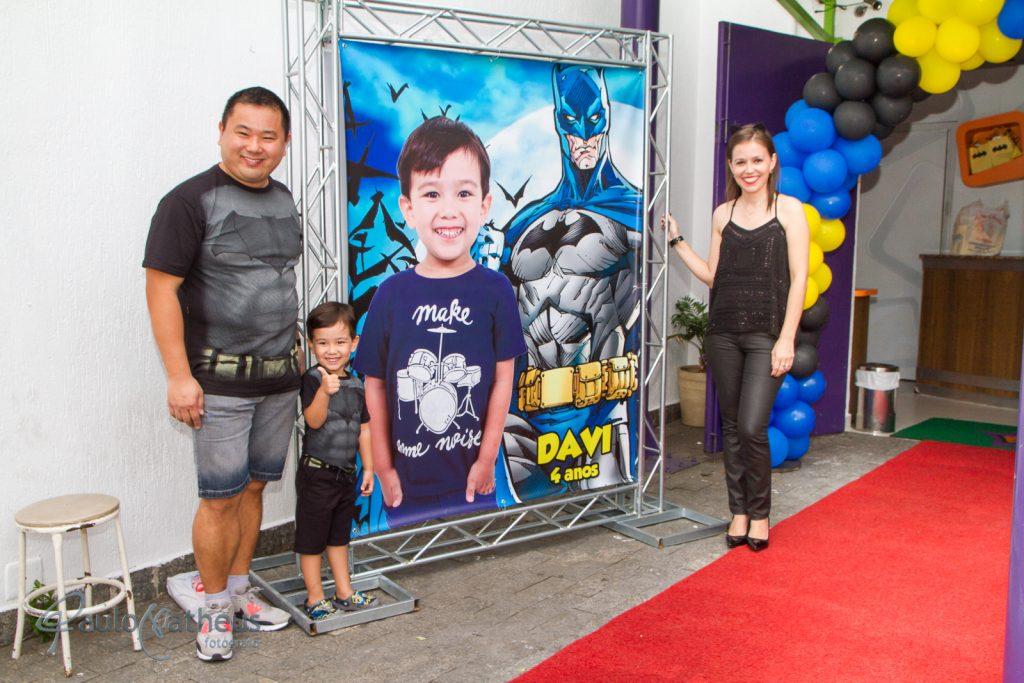 Festa infantil de 4 anos do Davi em Santo André